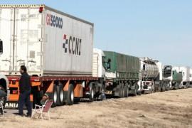 Los costos del transporte de carga se van por las nubes